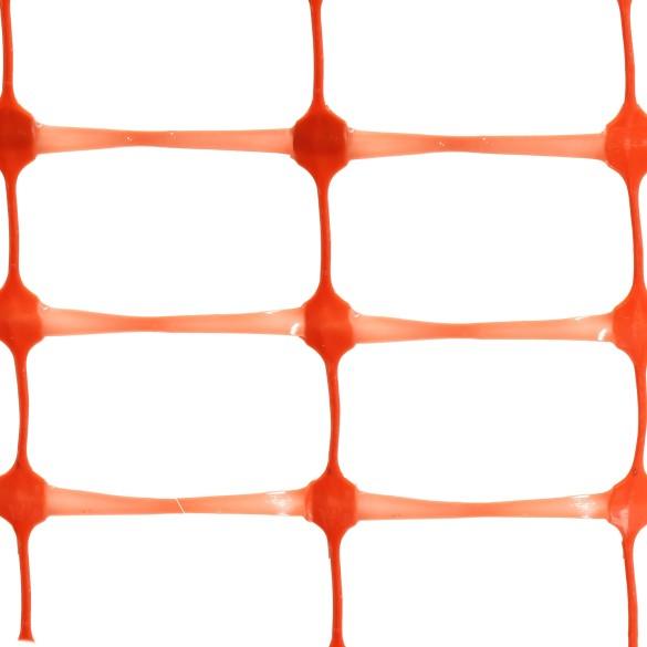 Tenax Beacon Plus Warning Barrier 4' X 50' Orange 89909004