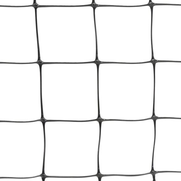 Tenax C-Flex Deer Control Utility Fence 6' X 330' Black 1A120244