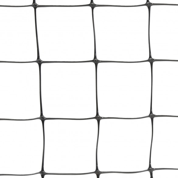 Tenax C-Flex T Economy Deer Fence 7.5' x 165' Black 2A120379