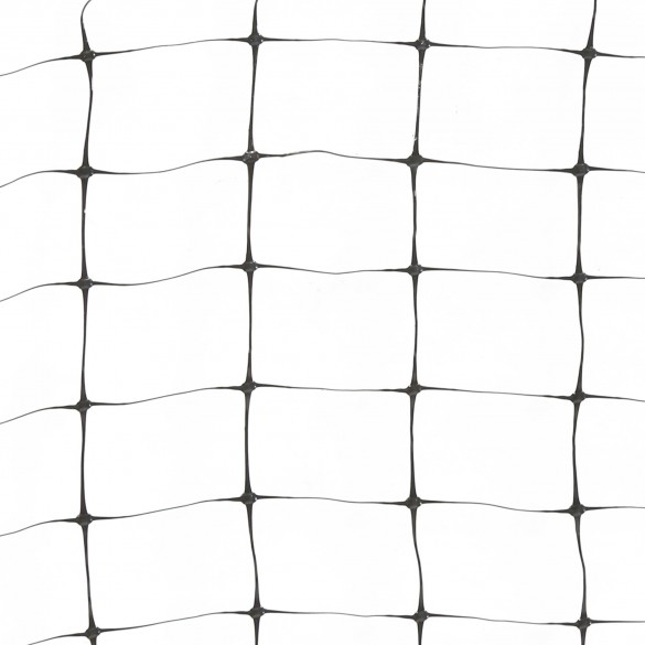 Tenax Plant and Pond Protect Net Roll 7' x 100' Black - 2A160064
