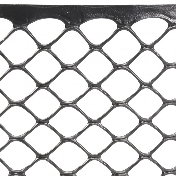 Tenax Poultry Fence 4' x 50' Black 72120346