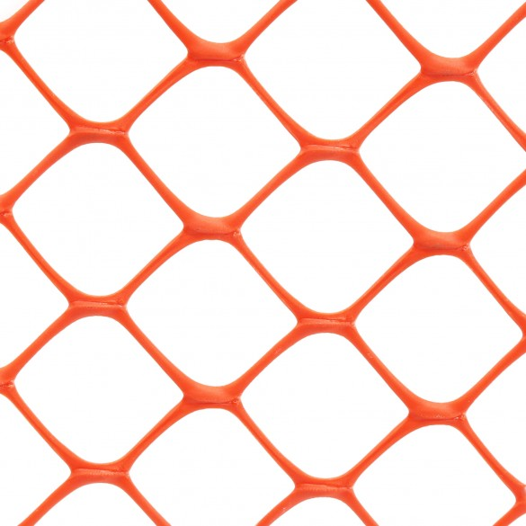 Tenax Sentry LW Safety Fence 4' X 100' Fluorescent 2A170098 (Orange Shown As Example)