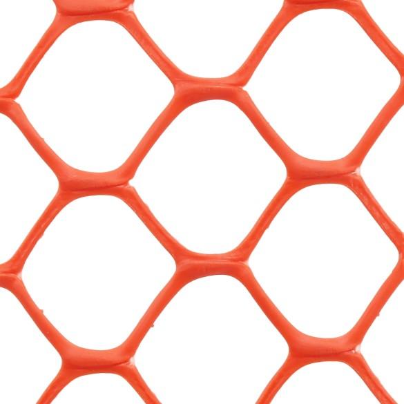 Tenax Sentry Secura Safety Fence 4' X 50' Orange 64090204