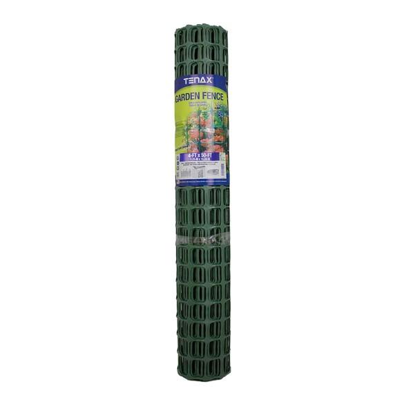 Tenax Garden Fence 4' x 50' Green 2A140093