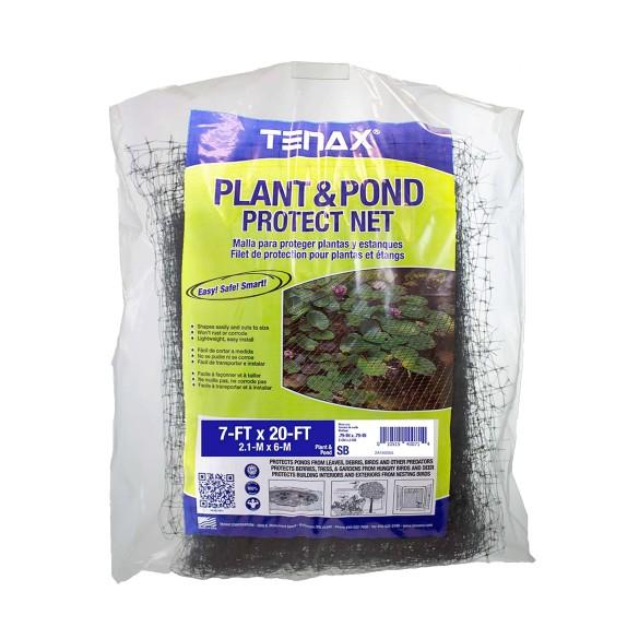 Tenax Plant and Pond Protect Net Bag 7' x 20' Black - 2A160065