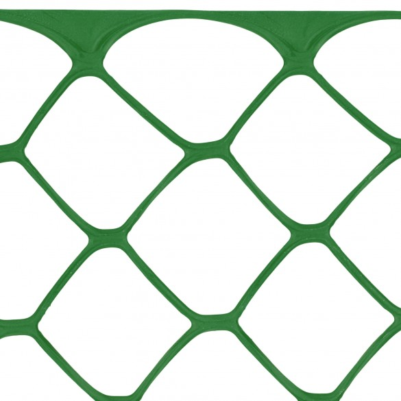Tenax Sentry HD Heavy Duty Safety Fence 4' X 50' Green 64315208