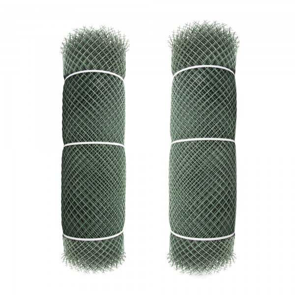 Tenax Yard Protection, Two (3.35' X 20') Panels, total of 40', Green 64313308YP