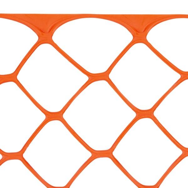 Tenax Sentry HD Heavy Duty Safety Fence 4' X 50' Orange 64312204