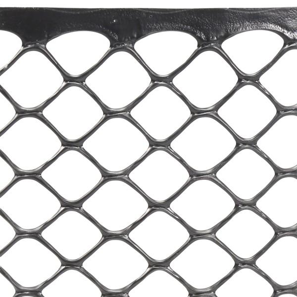 Tenax Poultry Fence 2' x 25' Black 72120548