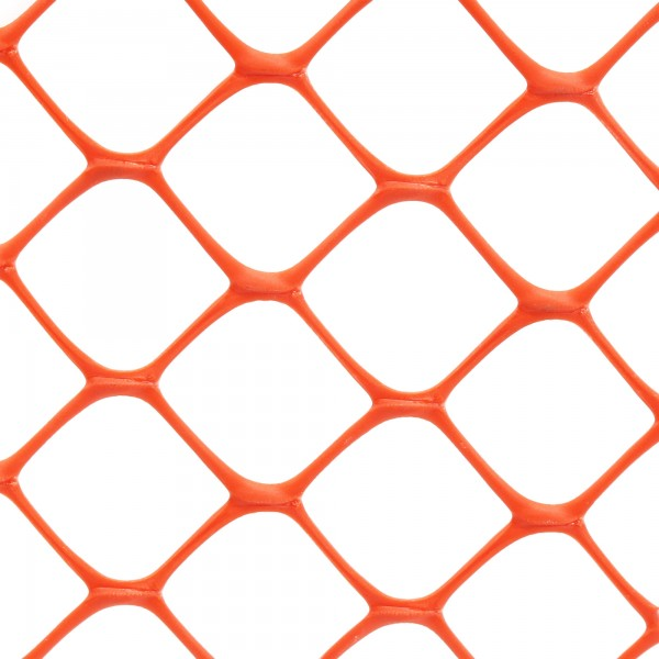 Tenax Sentry LW Safety Fence 4' X 50' Fluorescent 2A170097 (Orange Shown As Example)