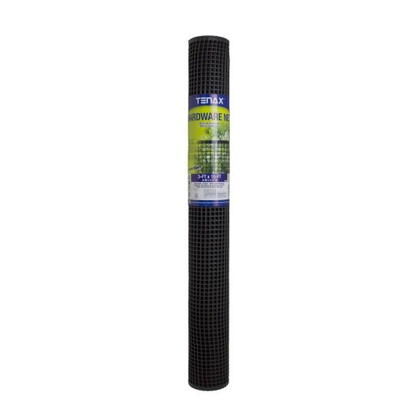 Tenax Hardware Net 3' x 15' Black 62071079