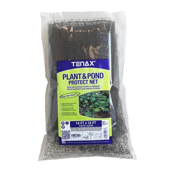 Tenax Plant and Pond Protect Net Bag 14' x 14' Black - 2A160066