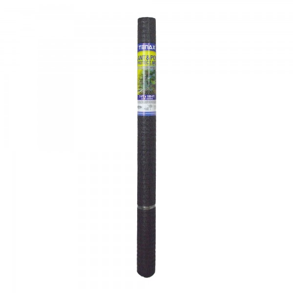 Tenax Plant and Pond Protect Net Roll 7' x 100' Black - 2A140066