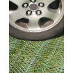 Tenax GP Flex 1800 Ground Protection 6.7' x 66' Roll - Green/Brown 1A090471 (Close Up)