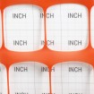 Tenax Guardian Visual Barrier 4' X 100' Orange  2A060006