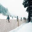 Tenax Nordic Plus II Snow Fence 4' X 100' Black 90853709