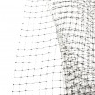 Tenax Ornex LM Bird Netting 14' x 5,000' Black 56864006