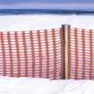 Tenax Safety Snow Fence 4' X 100' Black 90600109