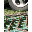 Tenax GP Flex 1800 Ground Protection 6.7' x 66' Roll - Green/Brown 1A090471